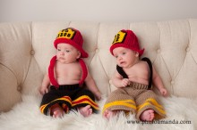mini fire fighters